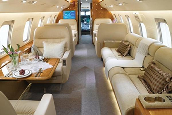Aero Medical - Divan Cabin